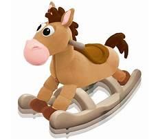 Toy story horse rocker Video