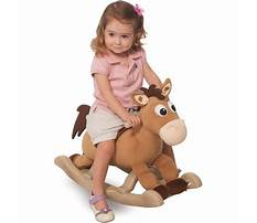 Toy story rocking horse walmart Video