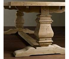 Trestle table diy asp tutorial Video
