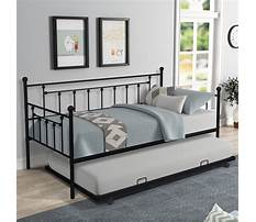 Trundle bed patterns free Video