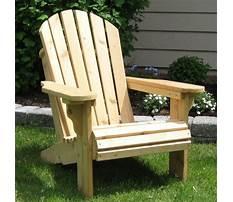 Unassembled adirondack chairs Video