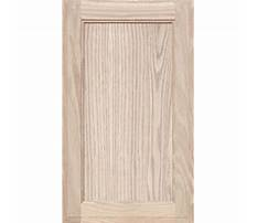 Unfinished kitchen cabinet doors replacement Video
