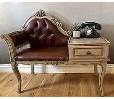 Upcycled furniture projects Video