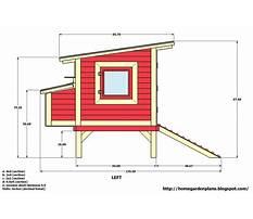 Urban chicken coop plans free Video
