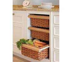 Vegetable cabinet plans Video