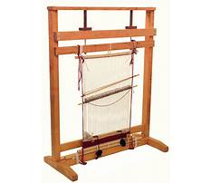 Vertical loom plans Video