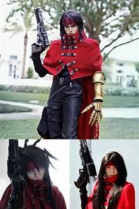 Vincent Valentine FF7 Cosplay