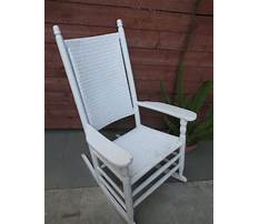 Vintage wooden porch chairs and rockers Video