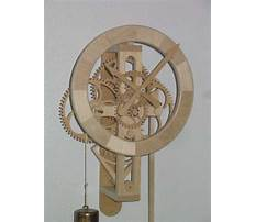 Vortex clock plans Video