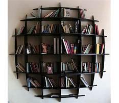 Wall shelves for books Video