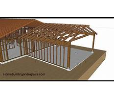 Watch this video before turning your carport into a garage or living space Video