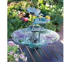 Water fountain garden.aspx Video