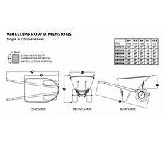 Wheelbarrow size standard Video