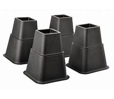 Where to buy furniture risers Video