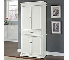 White pantry cabinet home depot Video
