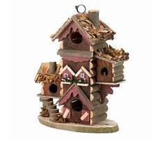 Wholesale bird houses and bird feeders Video