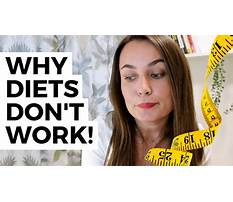Why diets don t work long term Video