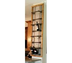 Wine racks for cabinets diy Video
