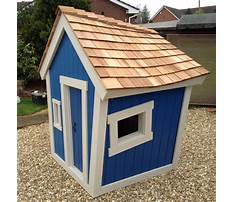 Wonky playhouse plans free Video