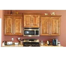 Wood cabinet finish restoration products Video