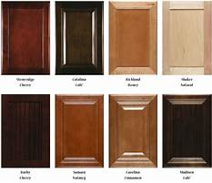 Wood cabinet finishes colors Video