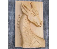 Wood carving patterns dragons Video