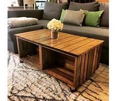 Wood crate coffee table diy.aspx Video