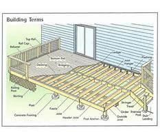 Wood deck building plans.aspx Video