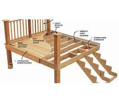 Wood deck plan.aspx Video