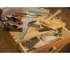 Wood furniture building tools Video