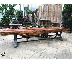 Wood furniture texas Video