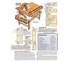 Wood laptop desk plans Video