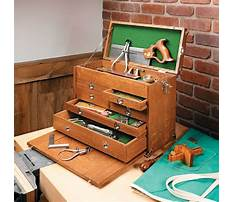 Wood machinist chest plans Video