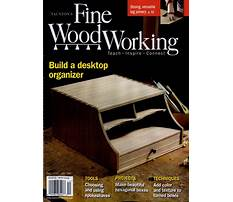 Wood magazine plans now Video