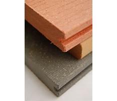 Wood plastic composite Video