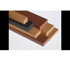 Wood plastics Video