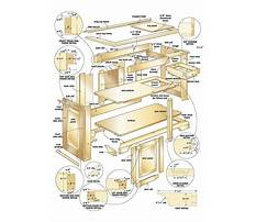 Wood project blueprints Video
