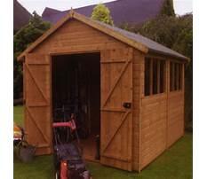 Wood storage shed.aspx Video