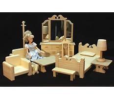 Wooden barbie doll furniture plans Video