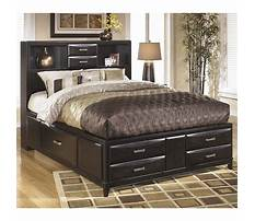 Wooden bed with storage.aspx Video