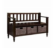 Wooden bench exeter Video