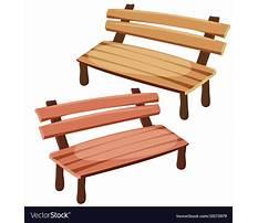Wooden bench vector.aspx Video