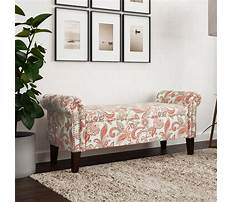 Wooden bench with storage.aspx Video