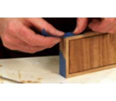 Wooden box making techniques Video