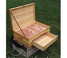 Wooden box plans small Video
