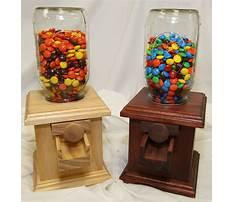 Wooden candy dispenser plans.aspx Video