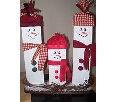 Wooden christmas projects Video