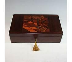 Wooden dresser box Video
