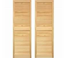 Wooden exterior shutters.aspx Video