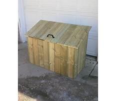 Wooden garbage box.aspx Video